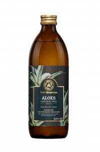 Herbal Monasterium Sok z  aloesu 500 ml