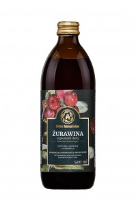 Herbal Monasterium sok z Żurawiny 500 ml